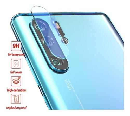 kit  magnetico protector huawei p30 + vidrio 6d + vd camara