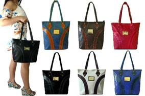 b7fe7819b Bolsa Jeans Atacado Femininas - Bolsas Calvin Klein de Couro ...