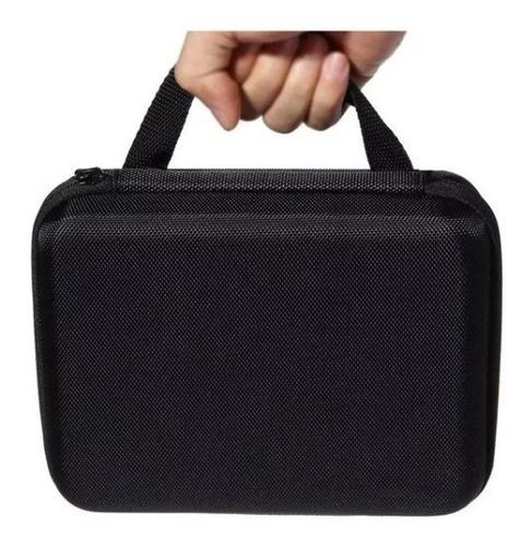 kit maleta con 13 accesorios cámara deportes tipo gopro
