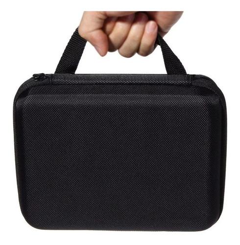 kit maleta gopro + 28 accesorios cámara deportes e gratis