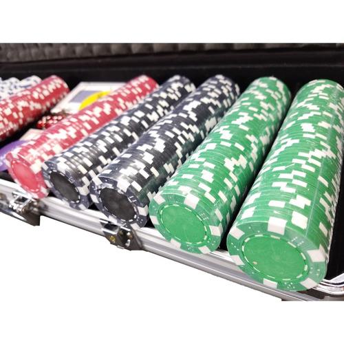 kit maleta poker 500 fichas star las vegas luxo sem números