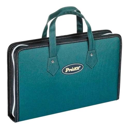 kit maletin herramientas electrónica valija proskit 1pk-813b