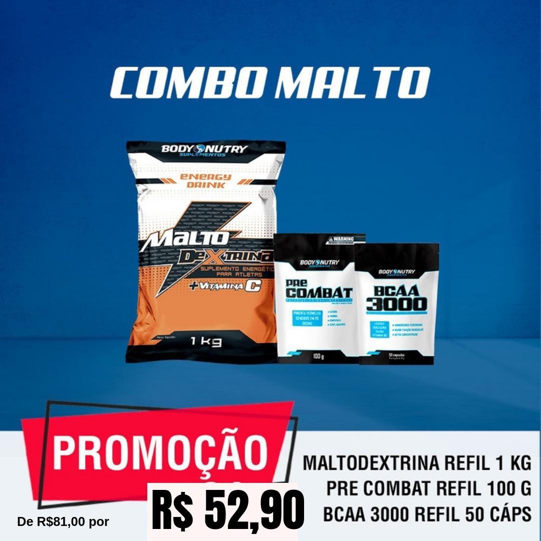 e4e68cc57 kit maltodextrina com vitamina c + bcaa + pre treino. Carregando zoom.