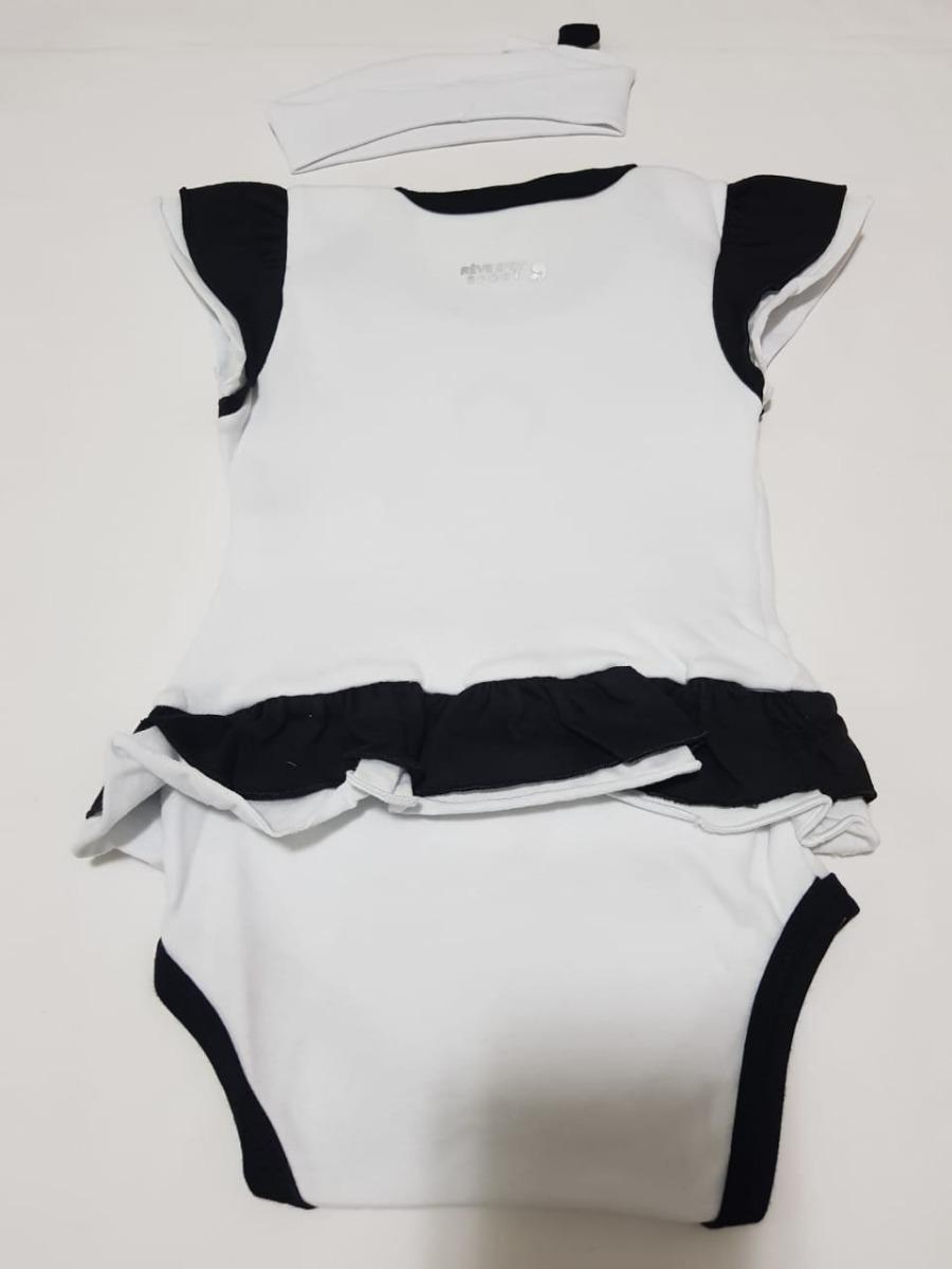 0a26036c28 kit mamadeira vasco futebol clube bebe menina body vestido. Carregando zoom.