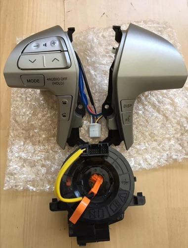 kit mandos del timón y cinta airbag toyota fortuner y hilux