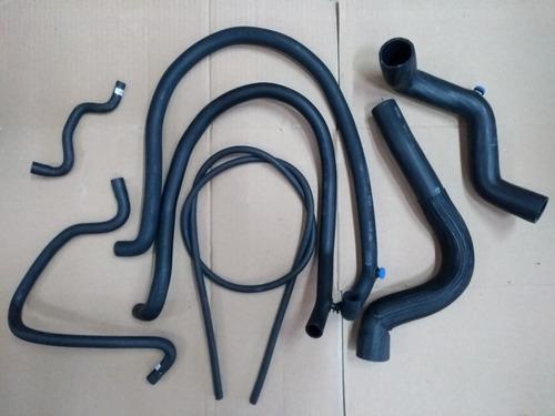kit mangueras agua r9 r11 carburador 1 boca