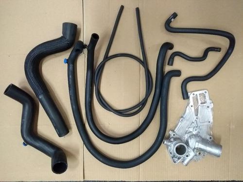 kit mangueras y antecuerpo b agua r9 r11 carburador 1 boca
