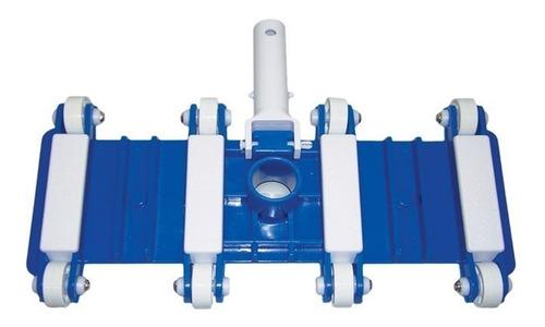 kit mantenimiento para alberca 7 pza manguera 12 + adaptador