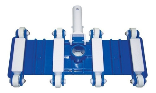 kit mantenimiento para alberca kit 7 pza maneral + adaptador