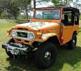 Kit Manuales Toyota Land Cruiser Fj40 Fj45 Hembra Macho