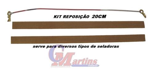kit manutenção de seladoras e prestação de serviço
