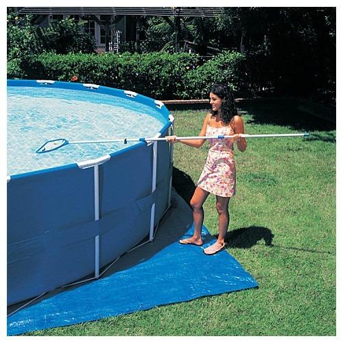 Kit manuten o limpeza piscina cabo peneira aspirador for Aspirador piscina