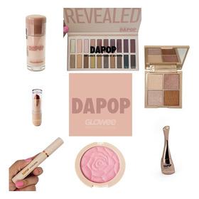 Kit Maquillaje - Mi Primer Kit Dapop Original - 7 Productos