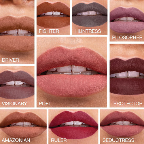 Tutoriales de maquillaje para noche de labios y ojos