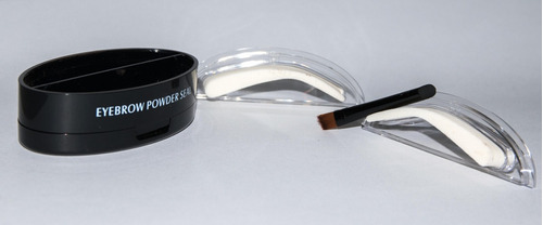 kit maquillaje sellador cejas larga duracion leezi