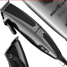 e670dbff5 Lamina Maquina Britania - Máquinas de Cortar Cabelo Britânia no Mercado  Livre Brasil
