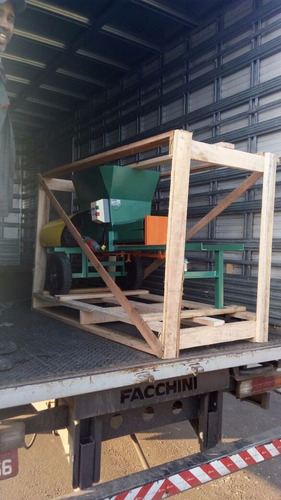 kit máquina ensacadora de silagem gasolina + 1000 sacos