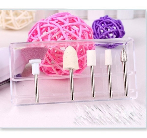 kit maquina lixa  unha de gel uv acrigel nail art