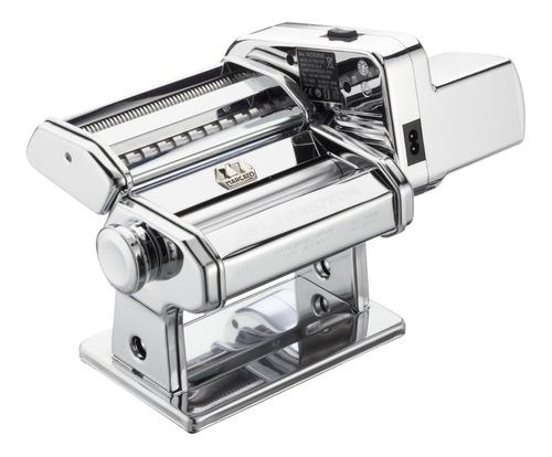 kit máquina macarrão atlas 150 italiana marcato + motor 110v
