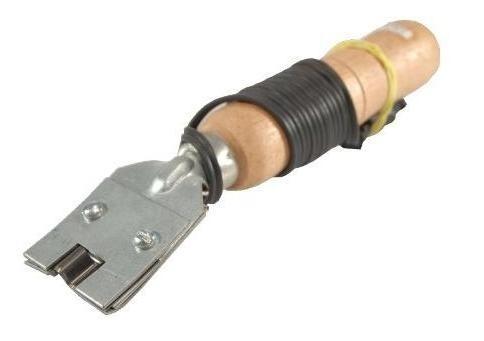 kit - maquina p/ riscar frisar chinelo e pneus + strass