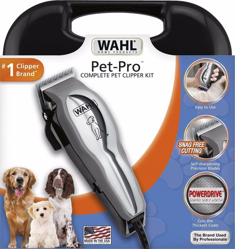 kit maquina peluqueria canina wahl genuina perros