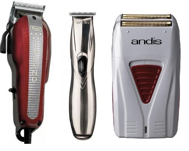 314da54e0 Kit Maquina Wahl Legend Andis Proli+ Andis Shave - R$ 1.890,00 em Mercado  Livre