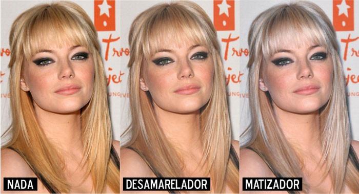 Kit Mascara Shampoo Matizador Home Care Light Hair 300ml R 65 90