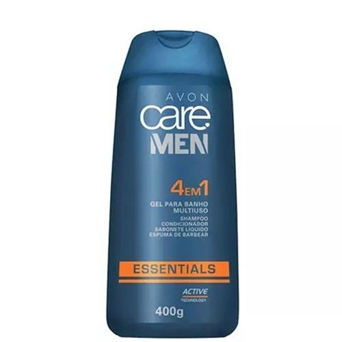Kit Masculino Avon Care Men Essentials R 4399 Em Mercado Livre