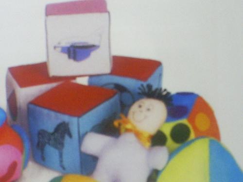 kit maternal composto por 10 pçs em espuma revestida - 3300
