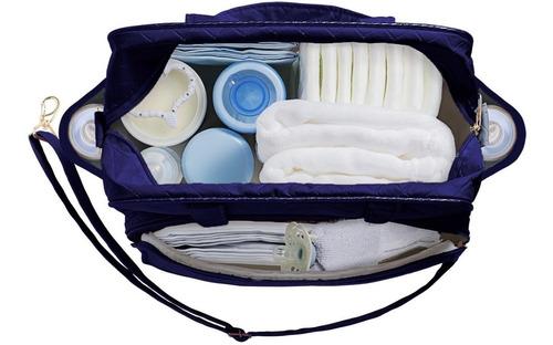 kit maternidade bebê marinho completo mala enxoval tp-pk72