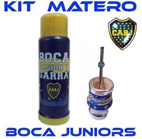 finest selection 6c323 4a0df Kit Matero Std - Termo Lumilagro Boca Juniors - Fdn