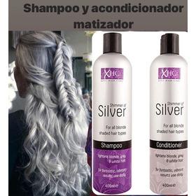 Kit Matizador, Shampoo Y Acondicionador