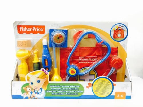 kit médico fisher price