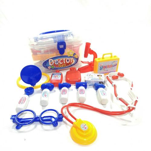 kit médico lonchera