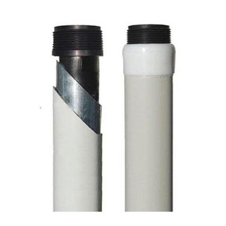kit medidor monofasico (incluye caño bajada )
