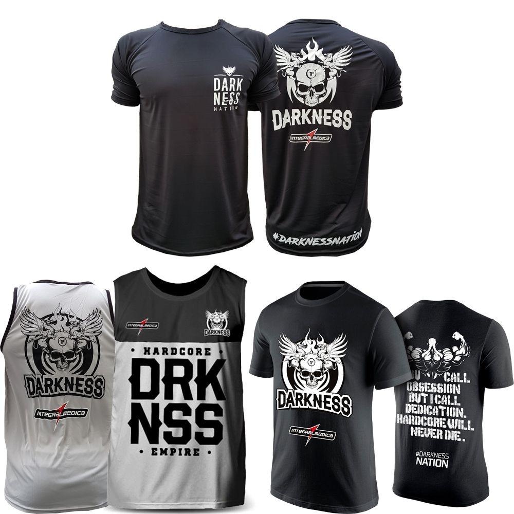 8a7b004513 kit melhores camisetas darkness nation integralmedica empire. Carregando  zoom.