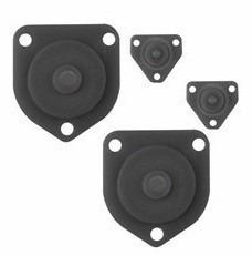 kit membranas caucho conductor palanca/control ps4 - botones