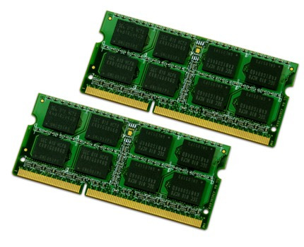 kit memória 4 gb (2x2gb) ddr2-667 pc2-5300  p/ notebooks