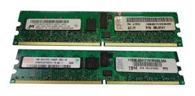 8x4GB PC2-5300P DDR2 ECC Reg Memory RAM for IBM x3850 M2 32GB