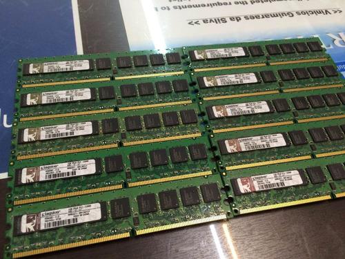 kit memoria pc2-5300e 2x1gb dell poweredge t100 t105 r200
