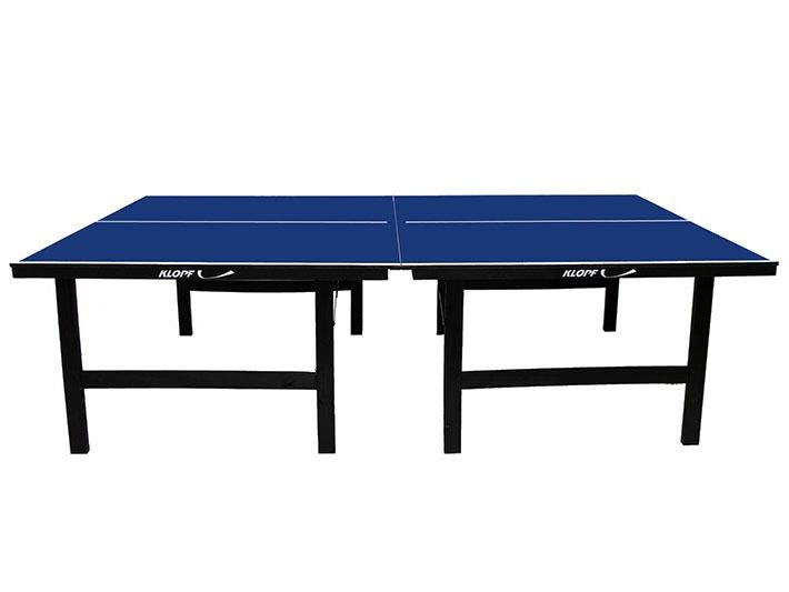 029b0fa17 Kit + Mesa De Ping Pong 18mm Mdp Azul Klopf 1002 - R  566