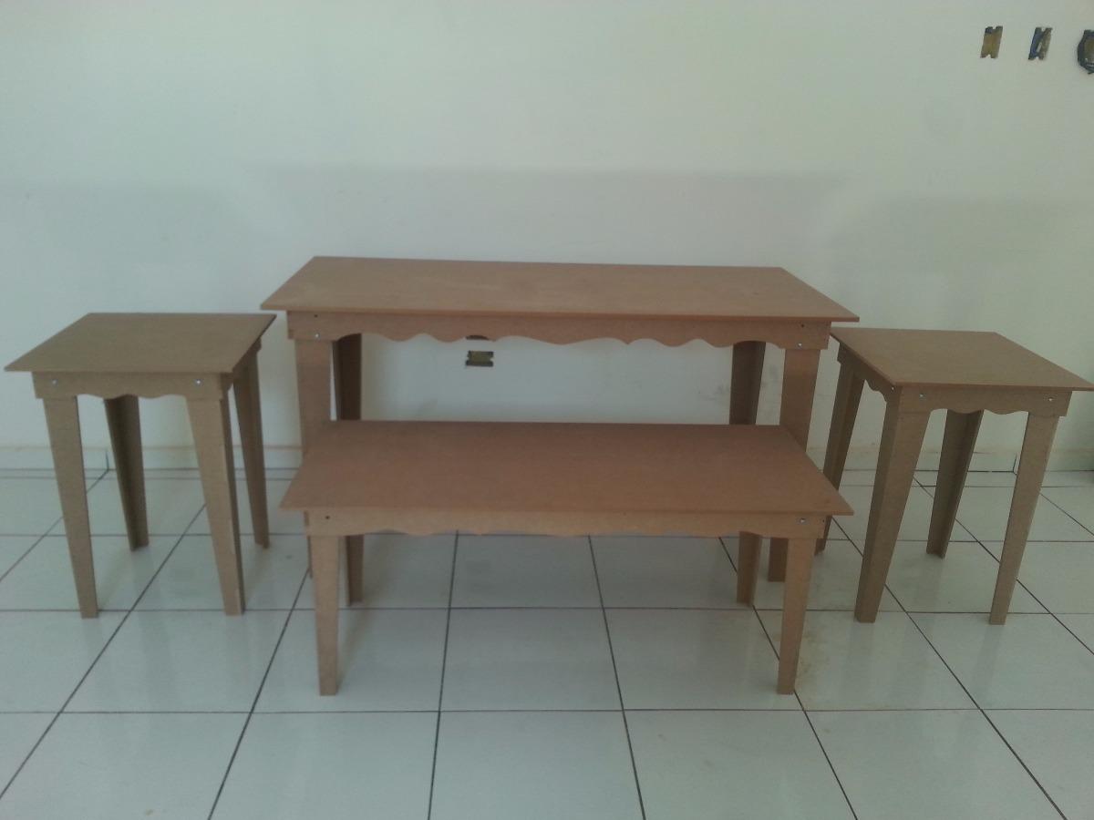5cff9f075 kit mesa provençal mdf12 mm festa decoração frete gratis . Carregando zoom.