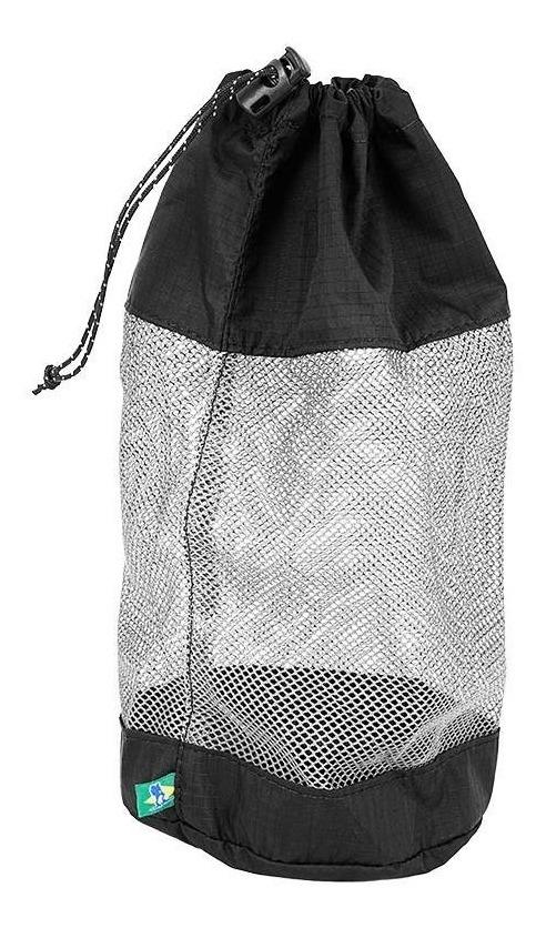 Kit Mesh Bag 3 Sacos Para Organizar