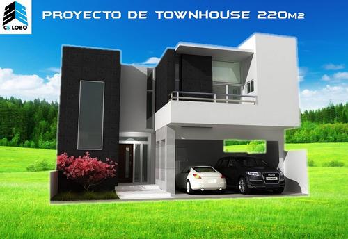 kit metálicos de viviendas ( townhouse y casas )