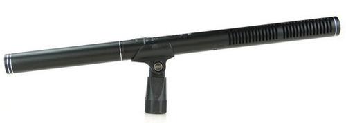 kit microfone yoga direcional shotgun boom + pedestal mesa