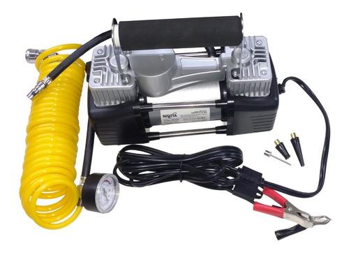 kit mini compresor de aire inflador cubiertas para auto 4x4