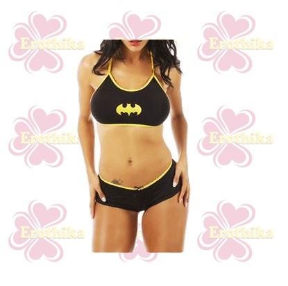 kit mini fantasia bat girl