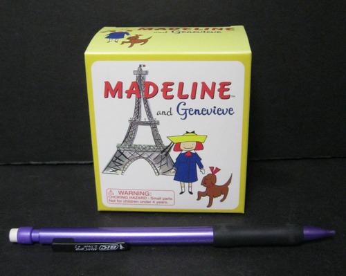 kit mini figurita de  madeline
