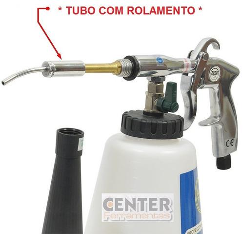 kit mini maquina politriz cera encerar +pistola limpeza
