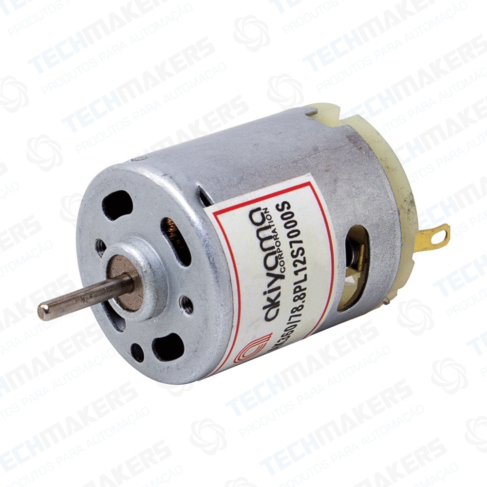 ff78271ee80 Kit Mini Motor Cc 12v 7000rpm Micro Motor Dc - 05 Unidades - R  72 ...